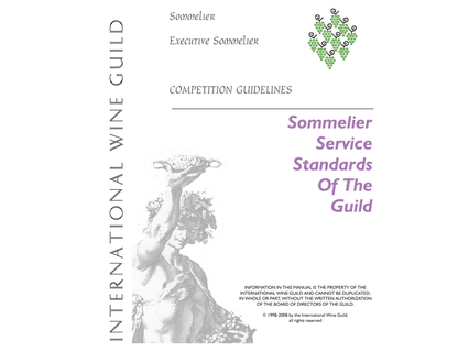 Guild Sommelier Standards of Service