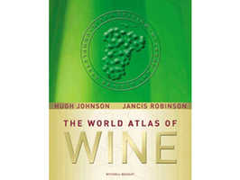 The World Atlas of Wine by Hugh Johnson & Jancis Robinson