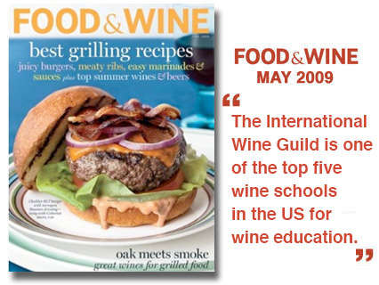 The International Wine Guild Is One Of The Top Five Wine Schools In The US For Wine Education.